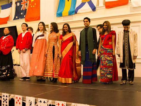 international banquet celebrates acadias diverse student
