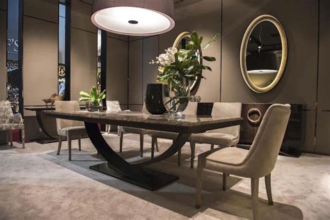 13 Modern Dining Tables From Top Luxury Furniture Brands