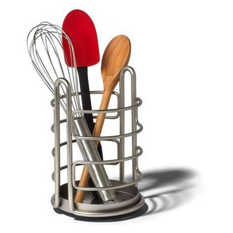 porte ustensile de cuisine accessoires de rangement cuisine ustensiles et couverts