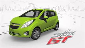 Chevrolet Spark Gt - Compilado