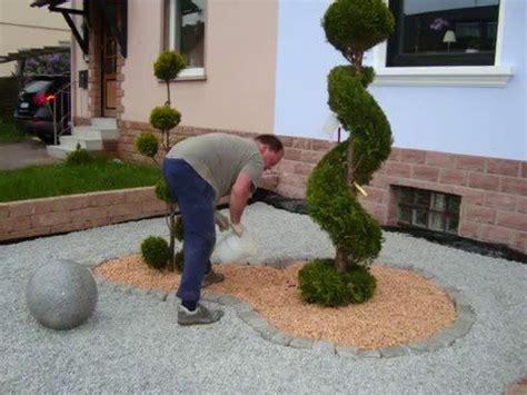 vorgartengestaltung mit kies vorgartengestaltung mit kies 15 vorgarten ideen garten ideen garten backyard