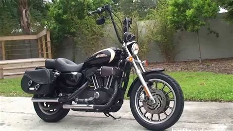 Used 2008 Harley Davidson Sportster Roadster Motorcycles