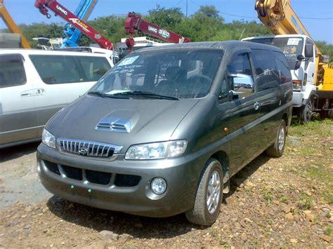 Hyundai Starex Photo by 2003 Hyundai Starex Photos 2 5 Diesel Fr Or Rr Manual