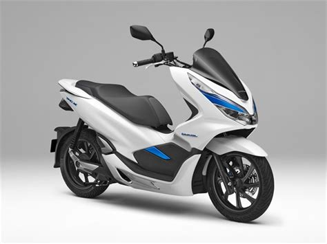 2019 Honda Pcx Electric & Hybrid Scooters Coming To The
