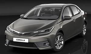 New Toyota Corolla Altis facelift revealed - 2017 debut