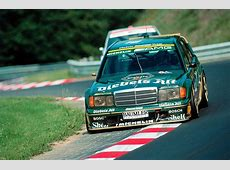MercedesBenz Brings Two Historic Touring Cars at the