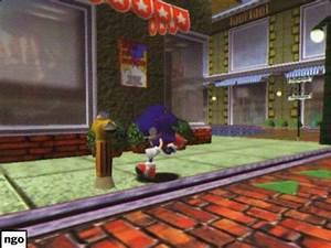 Sonic Adventure Beta Unused Content Unseen64