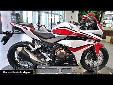 honda cbrr white youtube