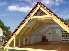 Attic Truss | Attic truss, Roof trusses, Roof