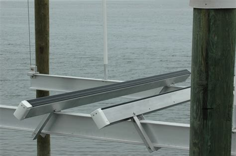 Boat Lift Bunks For Sale by Aluminum Bunks Boatzright Wilmington Nc Boat Lifts