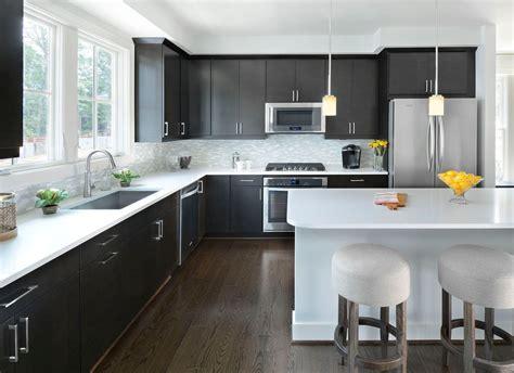 black kitchen island modern kitchen designs photo gallery for contemporary