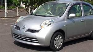 Nissan Micra 2007 : nissan march 2007 1 2l auto youtube ~ Melissatoandfro.com Idées de Décoration