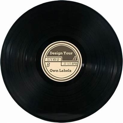 Labels Record Printed Vinyl Custom Records Recordlabels