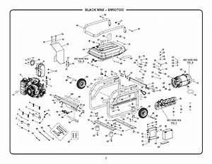 Powerstroke 5000w Generator