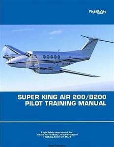 Super King Air 200 And B200 Pilot Training Manual
