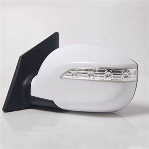 For Hyundai Ix35 Side Mirror Rearview Mirror Assembly Exterior Mirrors 8 Wire Electric Folding