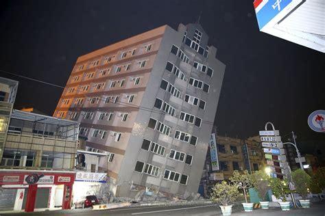 6.4 Magnitude Quake In Pics