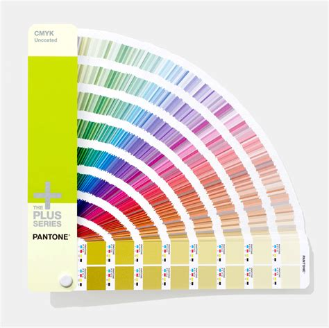 cmyk colors pantone cmyk color guide coated uncoated guide set