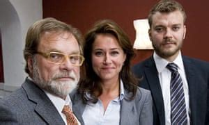 For sale: Borgen series one and two | Letters | Global | The Guardian