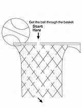 Basketball Activities Worksheet Printable Coloring Fun Sheets Worksheets 101printable Games Pages sketch template