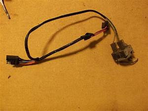 1971 1972 Mustang Air Conditioning A  C Heater Box Switch