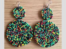 Maasai Handmade Africa Ethnic Jewelry Masai Beaded Multi