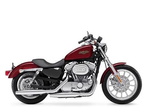 2009 Harley-davidson Xl 883l Sportster 883 Low Pictures