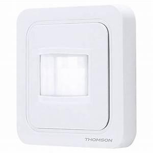 Smart Home Bewegungsmelder : thomson funk bewegungsmelder innen 90 reichweite 8 m reichweite funk 150 m freifeld ~ Markanthonyermac.com Haus und Dekorationen