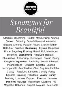 Synonyms for Be... Beautiful Synonyms