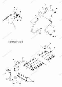Polaris Snowmobile 2009 Oem Parts Diagram For Engine