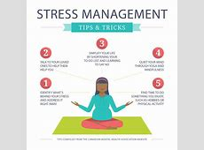 Stress Management Tips & Tricks [image] EurekAlert