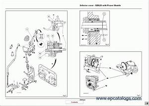 Massey Ferguson Tractors 5400 Series Electronic Workshop