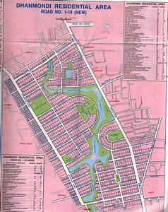 Dhaka City Map