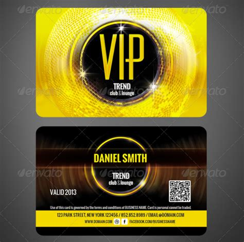 restaurant membership card designs templates psd