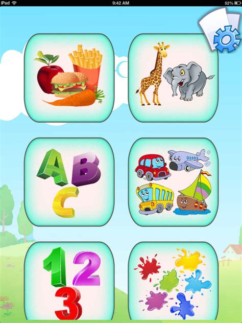 Baby Flash Cards  450+ Flashcards App For Babies, Preschool & Kindergarten  Kids Learn First