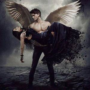 Saving Angel | Dark Fantasy | Pinterest | Angel