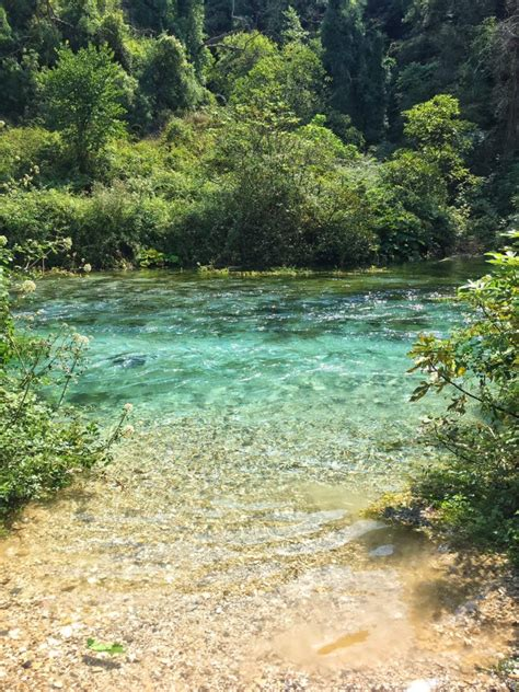 How to Get to the Blue Eye, Albania (Syri i Kalter) from ...