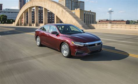 2019 Honda Insight First Drive 50 Mpg And No Weirdness