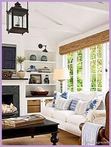 Casual Living Room Decor - 1HomeDesigns Com