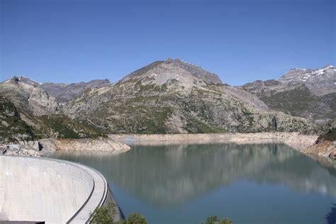bureau de la vallee barrage d 39 emosson vallorcine annuaire de la vallée