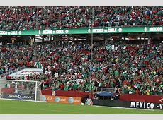 Mexico vs ChileMarking Another Stadium First Levi's