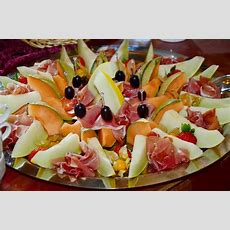 Kostenloses Foto Melone, Honigmelone, Vorspeise