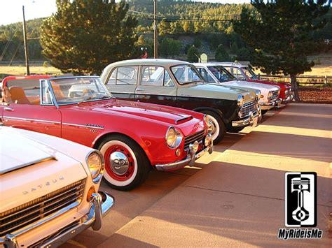Desert Datsuns by 3rd Annual Multi State Datsun Classic Car Show In Arizona