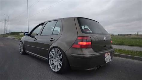Vw Golf 4 2 8 Vr6 Turbo 4motion Launch Antilag System