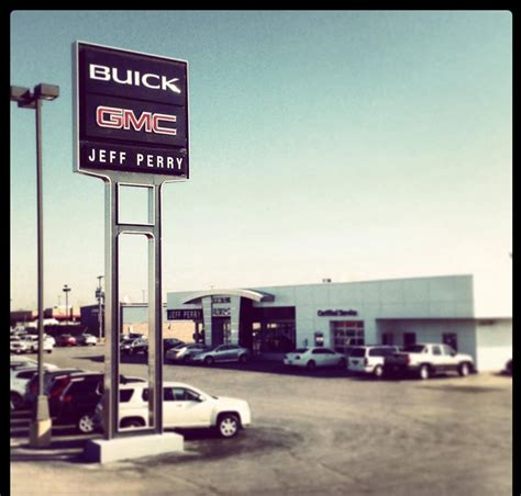 Perry Buick by Jeff Perry Buick Gmc Home
