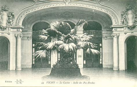 salle des ventes vichy vichy casino vichy cartes postales anciennes sur cparama