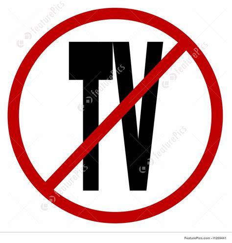 No Tv Icon Stock Illustration I1269441 At Featurepics