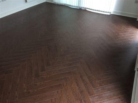 Laminated Walnut Herringbone Wood Blocks Paint For Kitchen Countertops With Tile Backsplash Low Maintenance Checkerboard Floor Types Wax Images Of Flooring Light Floors