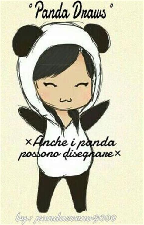 pandacorno draws anche  panda possono disegnare