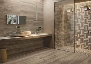 carrelage cuisine imitation parquet set de chambre With carrelage salle de bain bambou